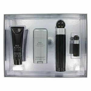 360 BLACK 4PC GIFT SETS FOR MEN Image