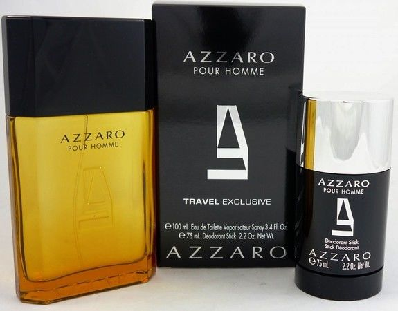 AZZARO TRAVEL 2PCS GIFT SETS FOR MEN Image