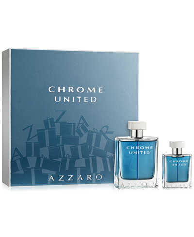 AZZARO CHROME UNITED 2PCS GIFT SETS FOR MEN Image
