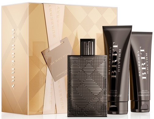 BURBERRY BRIT RHYTHM 3PCS GIFT SETS FOR MEN Image