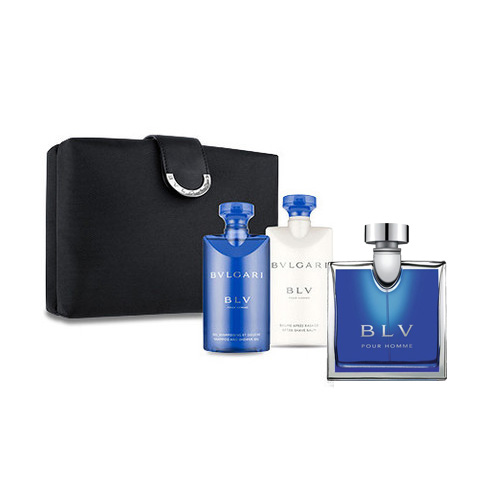 BVLGARI BLV 4PCS GIFT SET FOR MEN Image