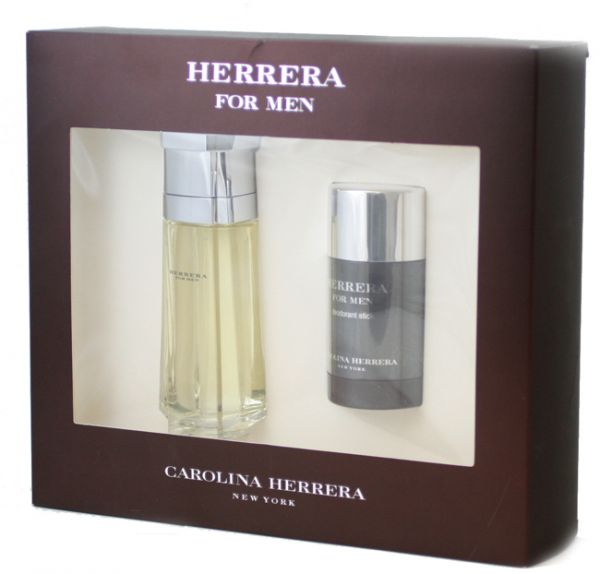 CAROLINA HERERRA 2PCS GIFT SETS FOR MEN Image