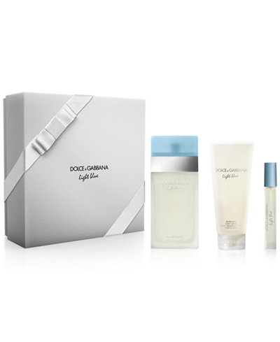 D&G LIGHT BLUE 3PCS GIFT SETS FOR WOMEN Image