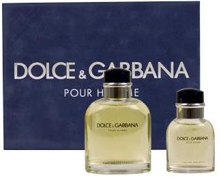 DOLCE GABBANA 2PCS GIFT SETS FOR MEN Image