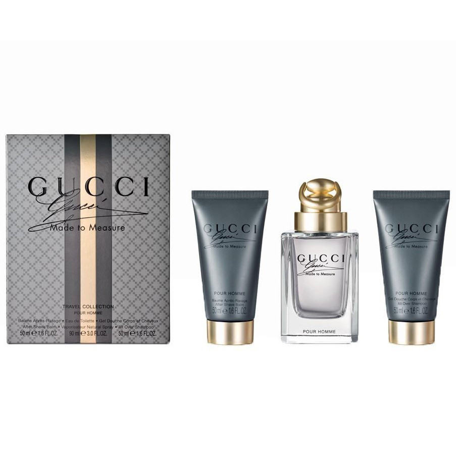 GUCCI MADE TO MEASURE 3PC GIFT SETS FOR MEN Image