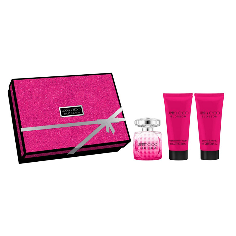 JIMMY CHOO BLOSSOM 3PC GIFT SETS FOR WOMEN Image