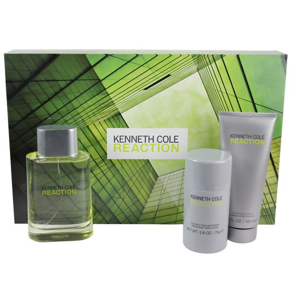 KENNETH COLE REACTION 3PCS GIFT SETS FOR MEN Image