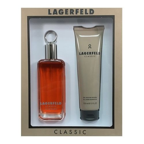 LAGERFELD CLASSIC 2PCS GIFT SETS FOR MEN Image