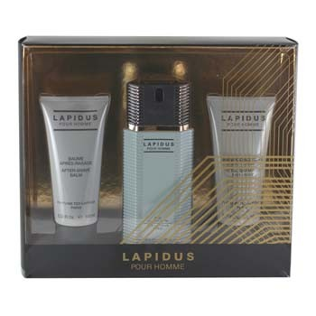 LAPIDUS 3PCS GIFT SETS FOR MEN Image