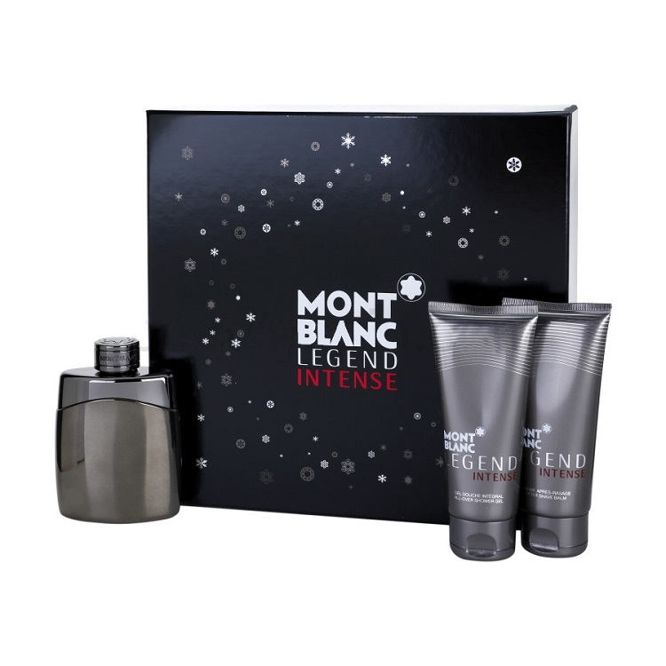 MONT BLANC INTENSE 3PC GIFT SETS FOR MEN Image