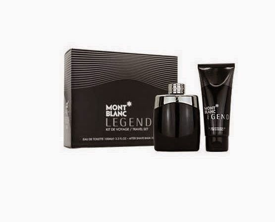 MONT BLANC LEGEND 2PCS GIFT SETS FOR MEN Image