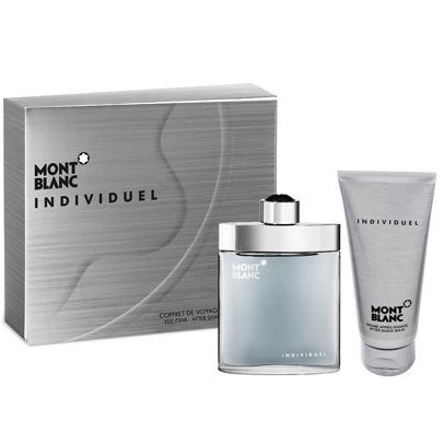 MONT BLANC INDIVIDUAL 2PC GIFT SETS FOR MEN Image
