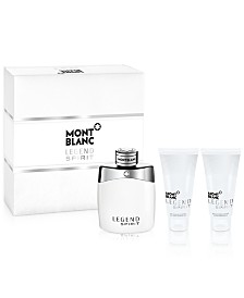 MONT BLANC LEGEND SPIRIT 3PC GIFT SETS FOR MEN Image