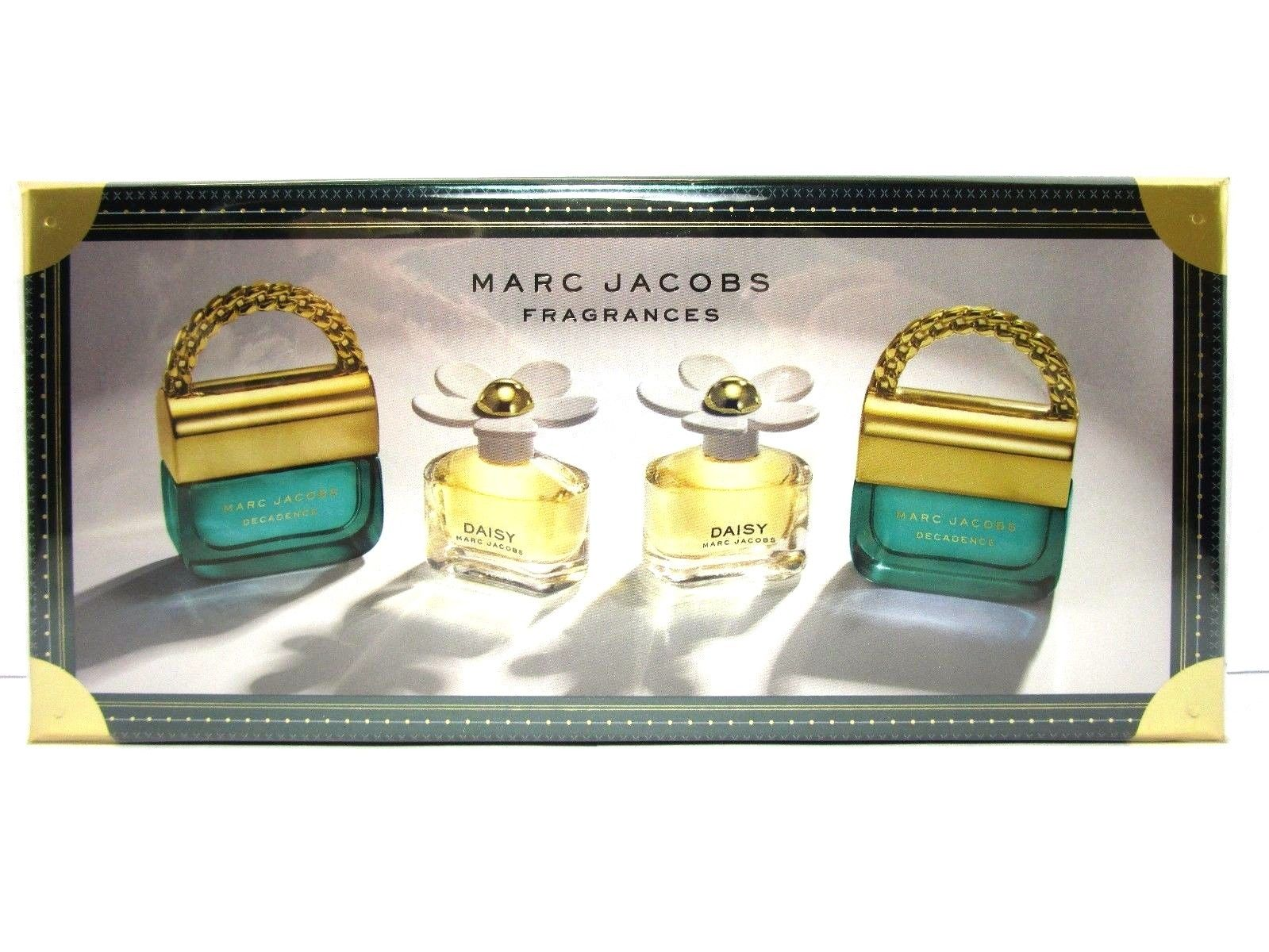 MARC JACOBS 4PC 4ML IN BOX MINI GIFT SETS FOR WOMEN Image