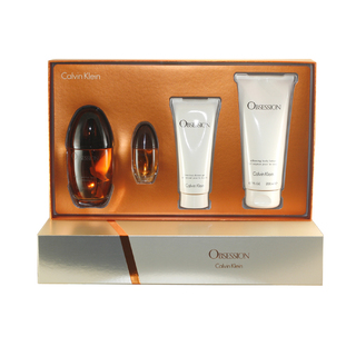 OBSESSION 4PC GIFT SETS FOR WOMEN Image