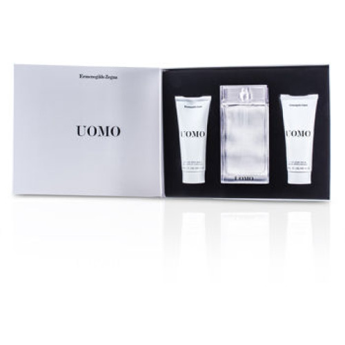 ZEGNA UOMO 3PCS GIFT SETS FOR MEN Image