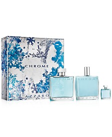 AZZARO CHROME 3PCS GIFT SETS FOR MEN Image