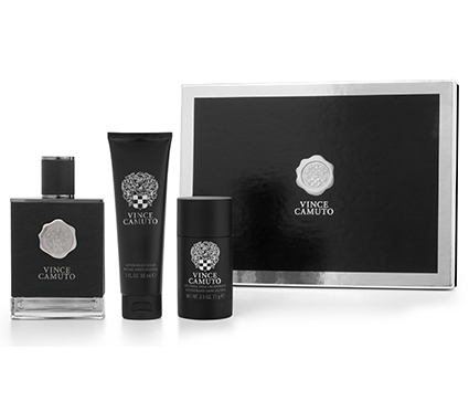 VINCE CAMUTO 3PCS GIFTS SET FOR MEN Image